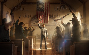 Картинка Ubisoft, Game, Far Cry 5