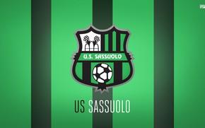 Картинка wallpaper, sport, logo, football, Italia, Serie A, Sassuolo