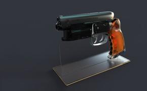 Обои ZB4R8 Beta, арт, Maarten Verhoeven, оружие