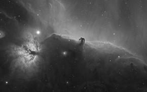 Обои космос, звезды, туманность, астрофото