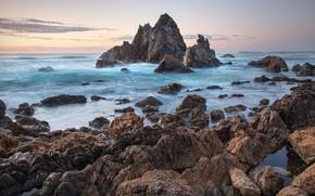 Картинка Sunrise, australia, Camel Rock