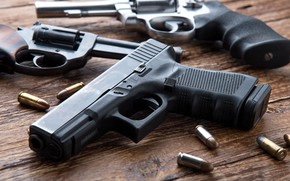 Картинка gun, revolver, firearms