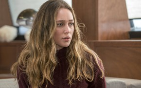 Обои локоны, актриса, Fear the Walking Dead, Alycia Debnam-Carey, Бойтесь ходячих мертвецов