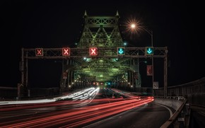 Картинка Quebec, Montreal, Longueuil, Pont Jacques Cartier