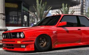 Картинка красный, BMW, Turn 10 Studios, Forza 7