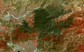 Картинка фото, Лос-Анджелес, НАСА, Санта-Кларита