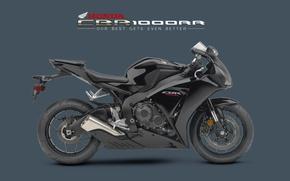 Картинка Honda, CBR1000RR, Black