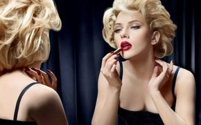 Картинка модель, актриса, Scarlett Johansson, блондинка, певица, Скарлетт Йоханссон