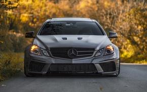 Обои Coupe, E63, Mercedes- Benz, ///AMG
