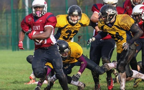 Обои 20 seconds to touchdown, american football, sport