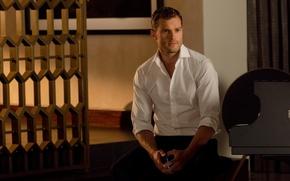 Картинка cinema, man, movie, book, film, smartphone, Jamie Dornan, Fifty Shades of Grey, Christian Grey, Fifty …