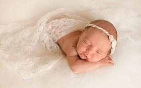 Картинка сон, одеяло, малышка, кроха