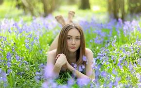 Картинка веснушки, губки, Caitlin