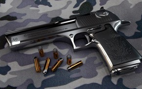 Картинка gun, pistol, Desert Eagle, military, weapon