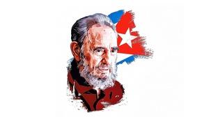Обои Фидель Кастро, Fidel Castro, кубинский революционер, государственный деятель, comandante
