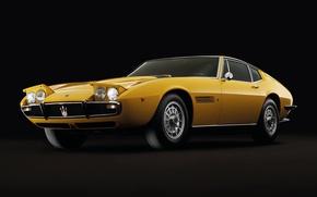 Картинка Maserati, 1967, Retro, Ghibli