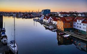 Обои Норвегия, Norway, Rogaland, Haugesund