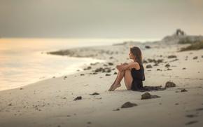 Картинка песок, берег, тату, ножки, Анюта Онтикова