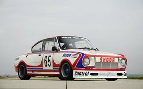 Картинка coupe, race, 1975, Type 735, Škoda 130 RS