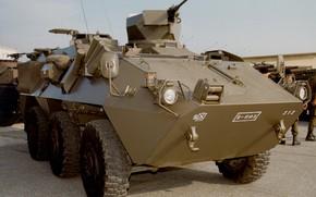 Картинка weapon, armored, 127, military vehicle, armored vehicle, armed forces, military power, war materiel