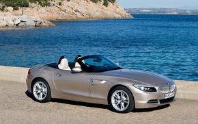 Картинка BMW, кабриолет, BMW Z4