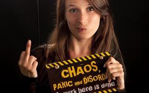 Картинка panic, chaos, disorder