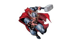 Картинка супергерой, марвел, Thor