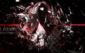 "Картинка девушка, аниме, Kagerou Project, Проект ""знойный Туман"", Проект Знойный туман"