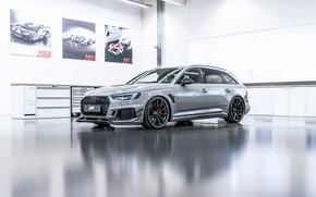 Обои черный, Audi, ABT, ауди, Black
