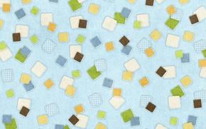 Обои фон, текстура, квадраты
