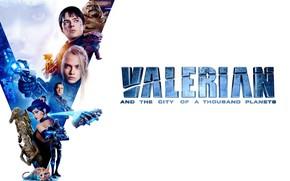 Картинка Movie, Валериан и город тысячи планет, Valerian and the City of a Thousand Planets