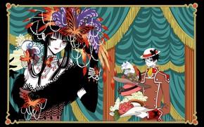 Картинка девушка, аниме, арт, xxxHolic