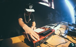 Картинка Concert, Trap, Beatmaker