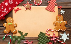 Картинка украшения, новый год, печенье, конфеты, merry christmas, cookies, decoration, gingerbread, holiday celebration