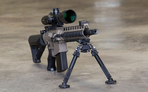 Картинка gun, Predator, weapon, sniper, rifle, LaRue, LaRue Tactica, PredatOBR 7.62, Predator BR