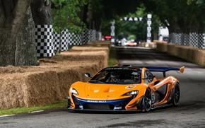 Обои автогонки, McLaren P1 GTR, McLaren P1, гиперкар