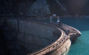 Картинка Дагестан, Электростанция, ГЭС