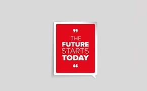 Картинка future, quote, motivation