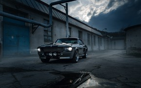 Обои Shelby, GT500, Eleanor, 1967, Mustang, Ford