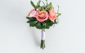 Картинка розы, Цветы, букет