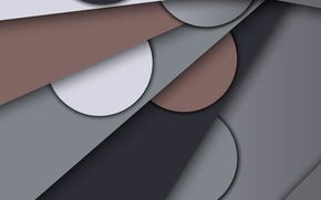 Картинка круги, vector, abstract, white, геометрия, black, design, grey, brown, art, линии background, color, paper, material, ...