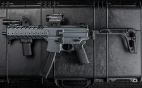 Картинка submachine gun, SIG, СИГ, weapon, пистолет пулемёт, SMG, gun, MPX, оружие