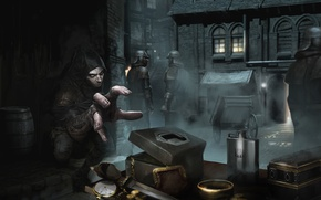 Картинка Game, Thief, Garrett