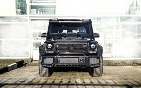 Обои Carbon Pro, AMG, Mercedes, Front, G65