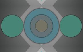 Картинка абстракция, геометрия, фигуры