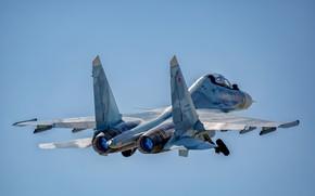 Обои Су-30СМ, многоцелевой, истребитель, Su-30 SM