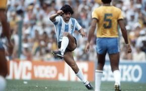 Картинка удар, maradona, 1982, мышцы ног, аргентина бразилия