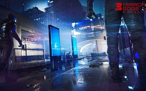 Картинка game, suit, Mirrors Edge, Mirrors Edge Catalyst