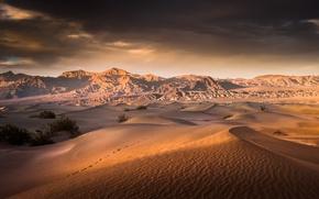 Картинка пустыня, Калифорния, США, Death Valley