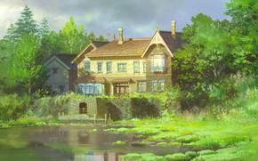 Картинка Anime, Adventure, When Marnie Was There